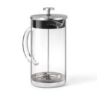 Cafetière à piston en verre 1L