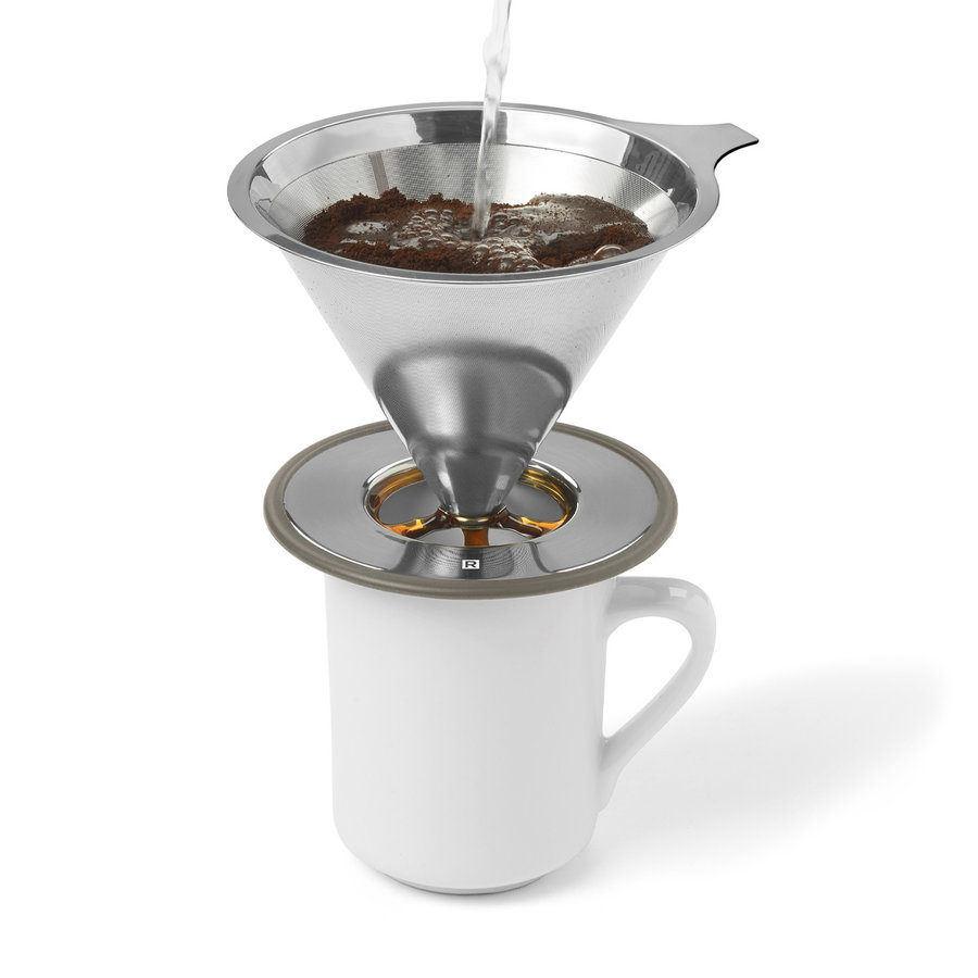 Pour Over Coffee Filter - Photo 1