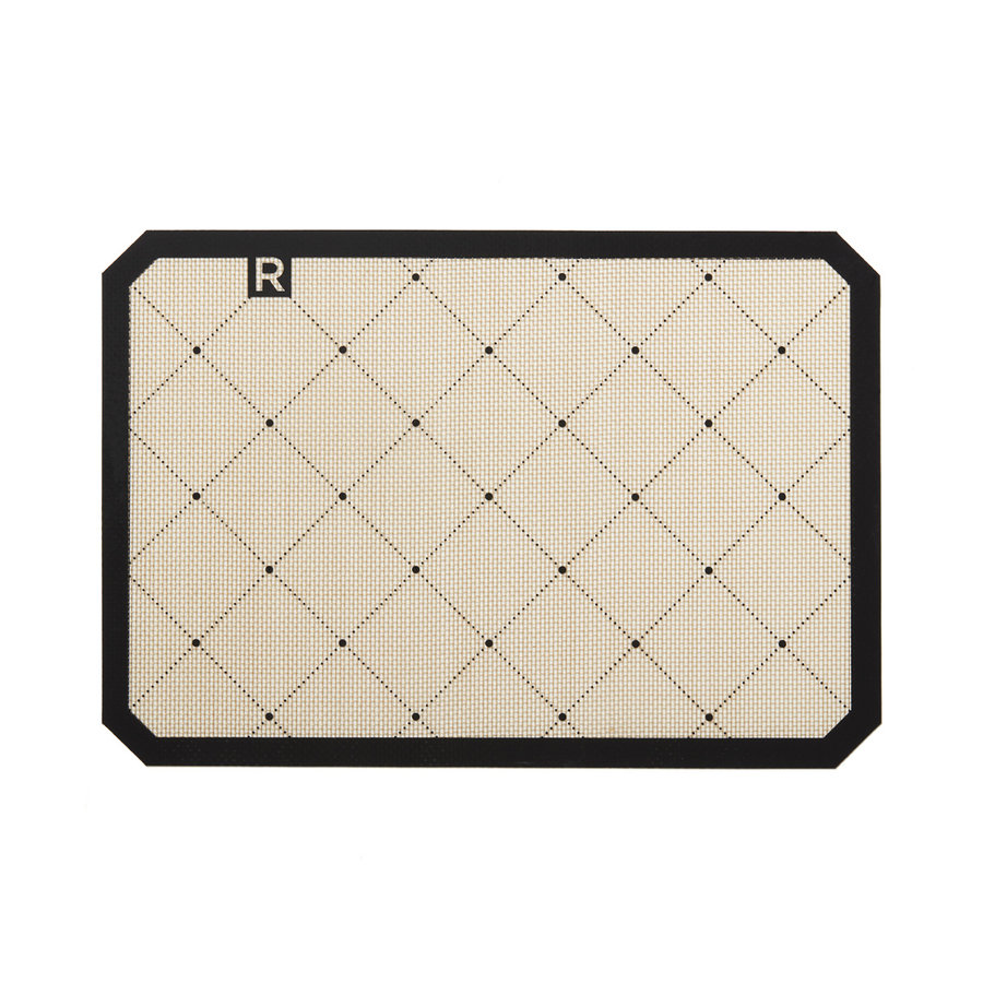 "Small Silicone Baking Mat, 11.5"" x 8"" - Photo 0"