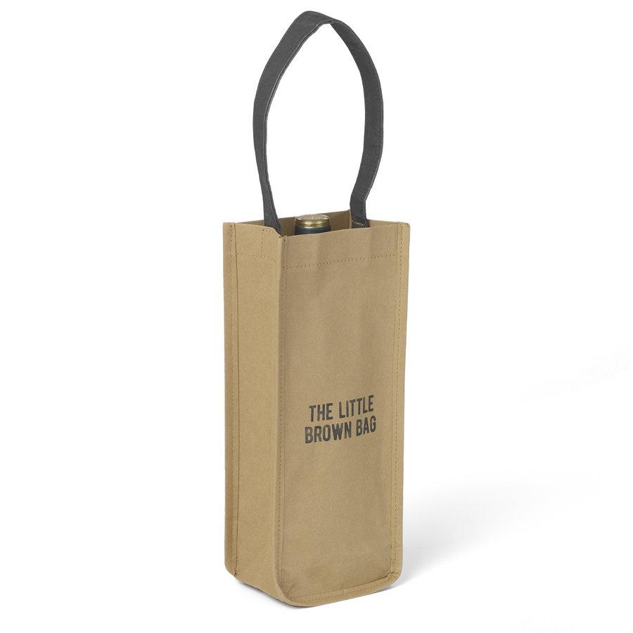 Washable Paper Wine Bag, Single - Photo 1