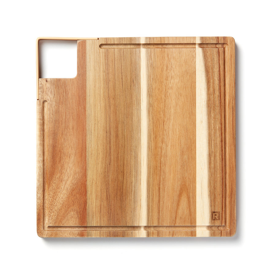 Square Reversible Serving Board - Photo 0