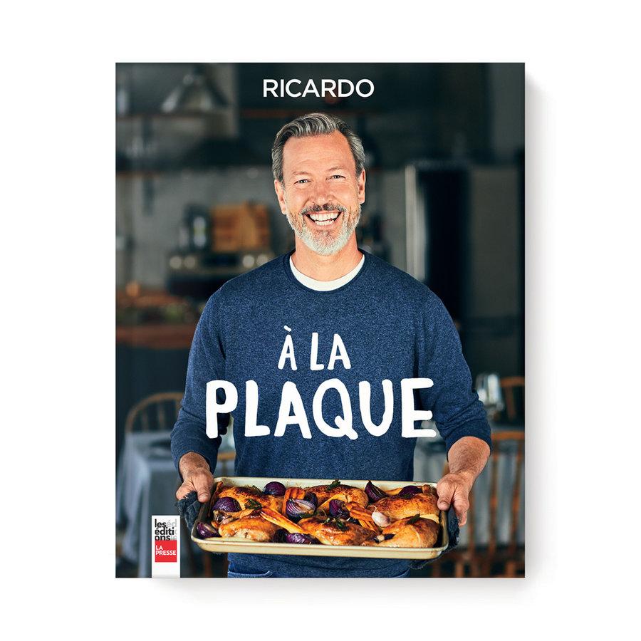 <i>À la plaque</i> Book (French Version) - Photo 0