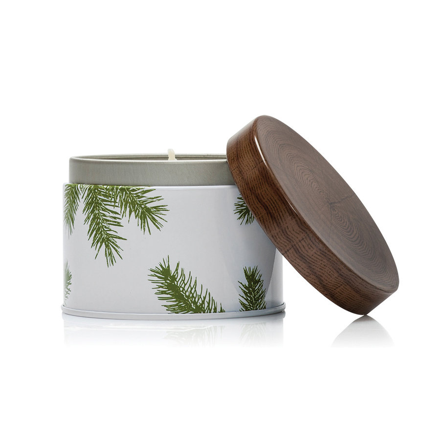 THYMES Frasier Fir Candle Tin 6.5 oz - Photo 0