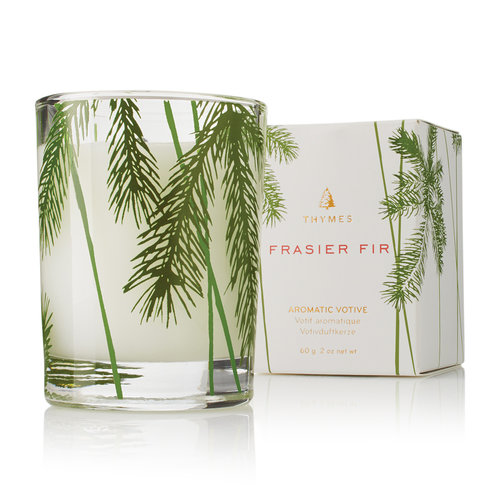 Bougie votive au sapin 2,0oz Frasier Fir THYMES