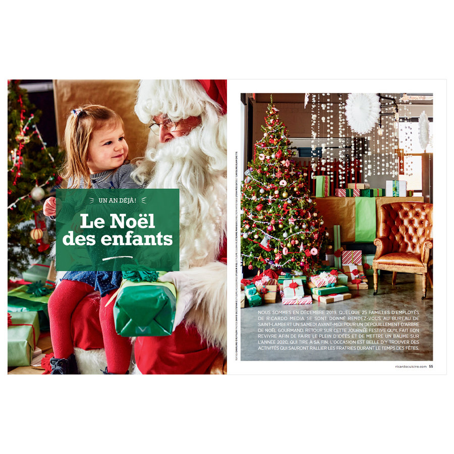 Magazine Noël (Volume 19, Numéro 1) - Photo 2