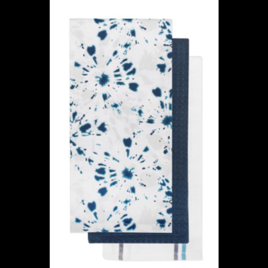 Tie Dye Tea Towel Set - Photo 0