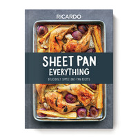 Sheet Pan Everything Book
