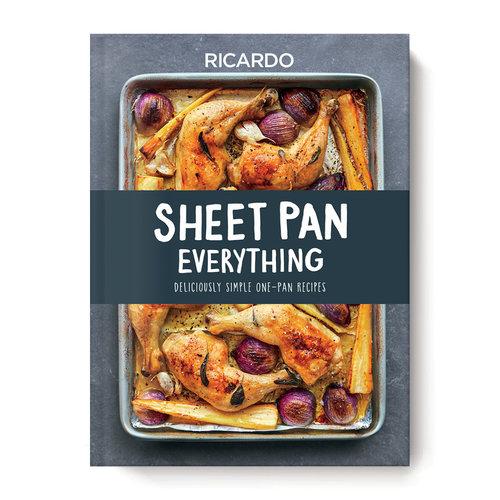 Sheet Pan Everything Book
