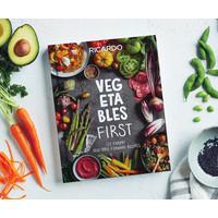 Livre <i>Vegetables First</i> (version anglaise)
