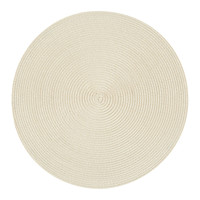 Ivory placemat