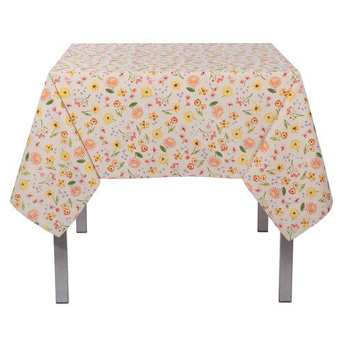 Tablecloth, Floral Print