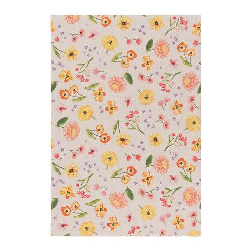 Napperon, imprimé floral