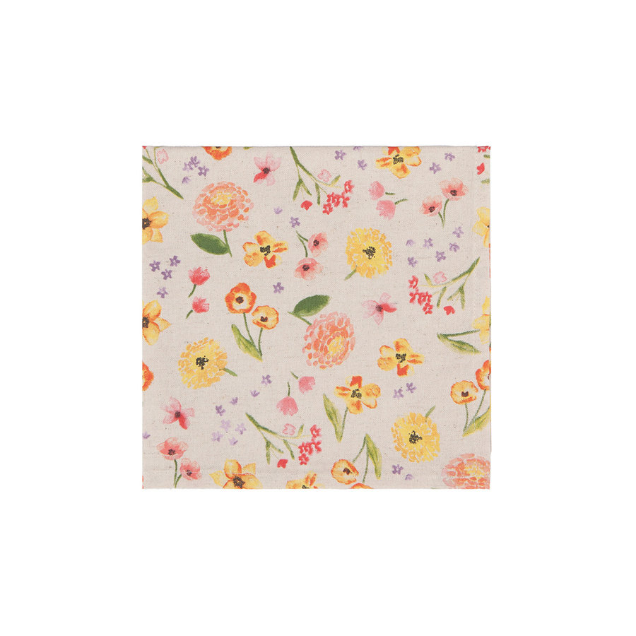 Napkin, Cottage Floral Print - Photo 0