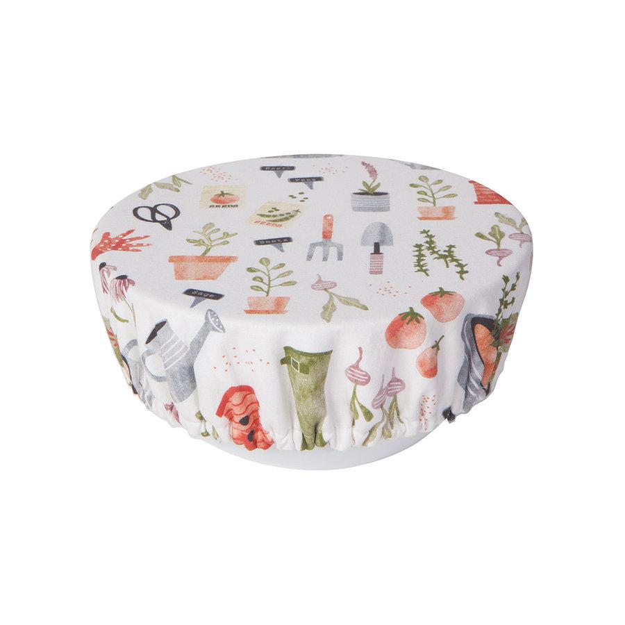 Couvre-bols, imprimé jardin - Photo 2