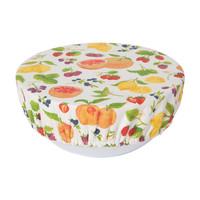 Bowl Covers, Fruit Salad Print