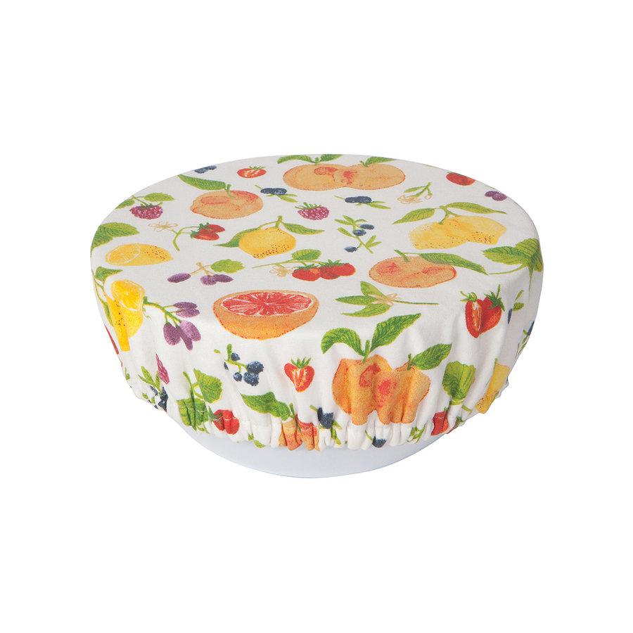 Bowl Covers, Fruit Salad Print - Photo 2