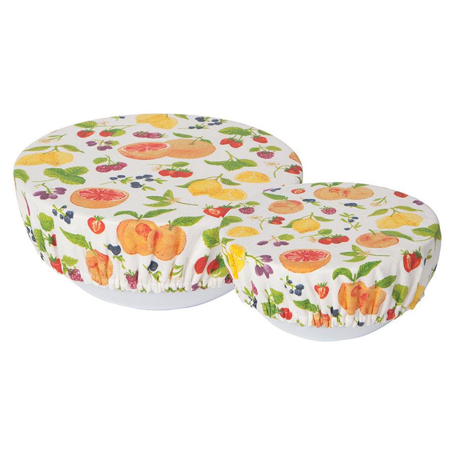 Bowl Covers, Fruit Salad Print - Photo 0