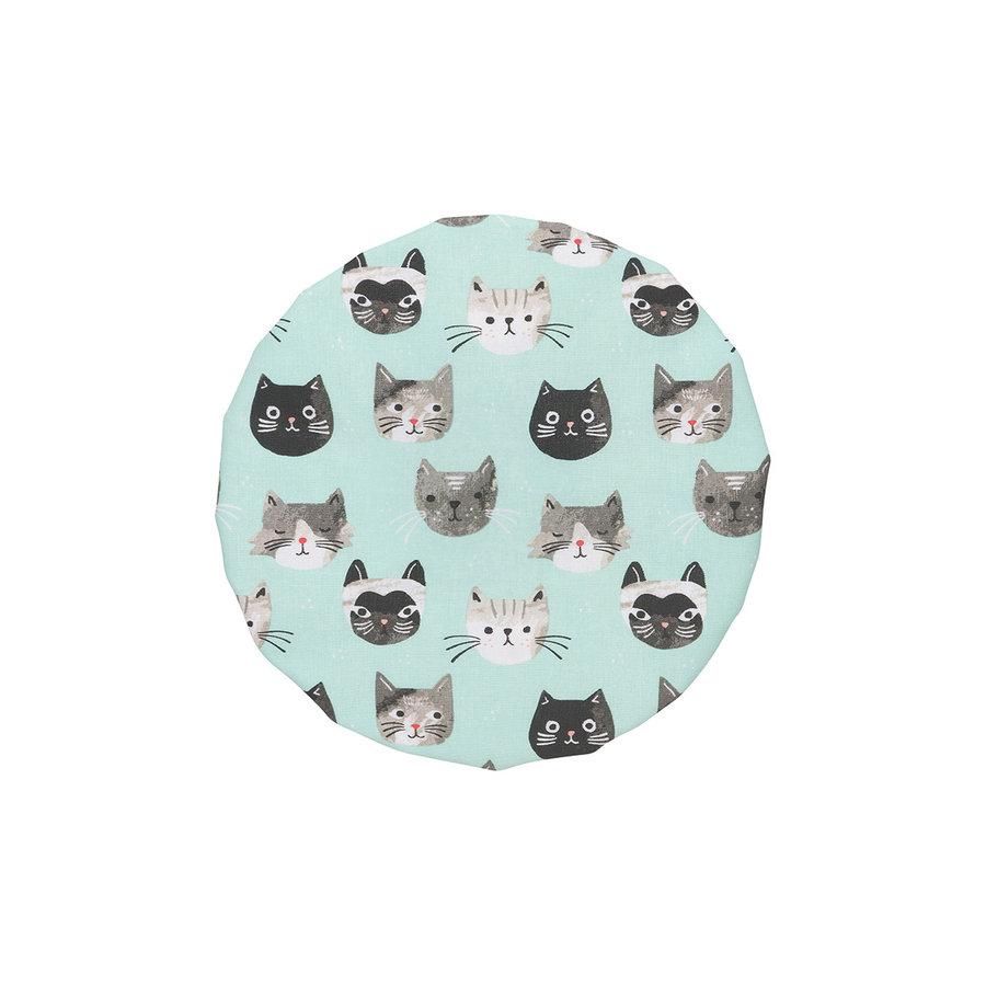 Couvre-bols, imprimé chats - Photo 4