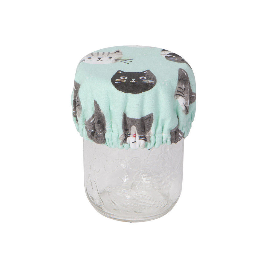 Mini Bowl Covers, Cats Meow Print - Photo 2