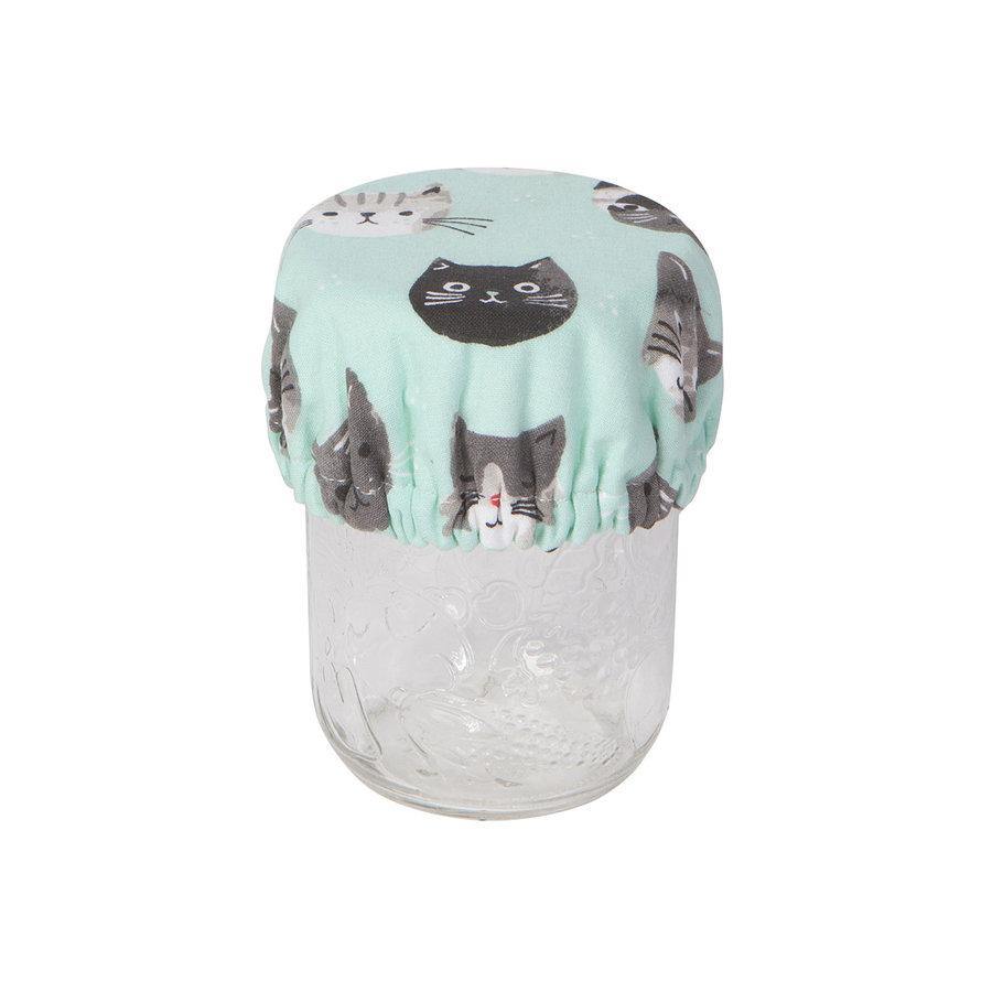 Mini couvre-bols, imprimé chats - Photo 2