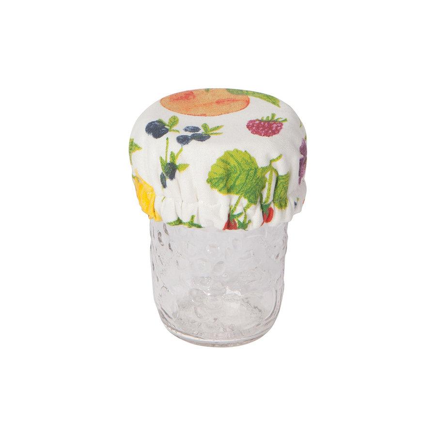 Mini Bowl Covers, Fruit Salad Print - Photo 1
