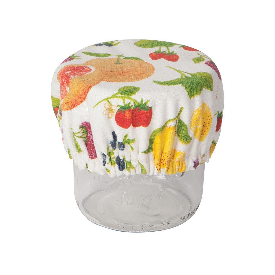 Mini couvre-bols, imprimé salade de fruits - Photo 3