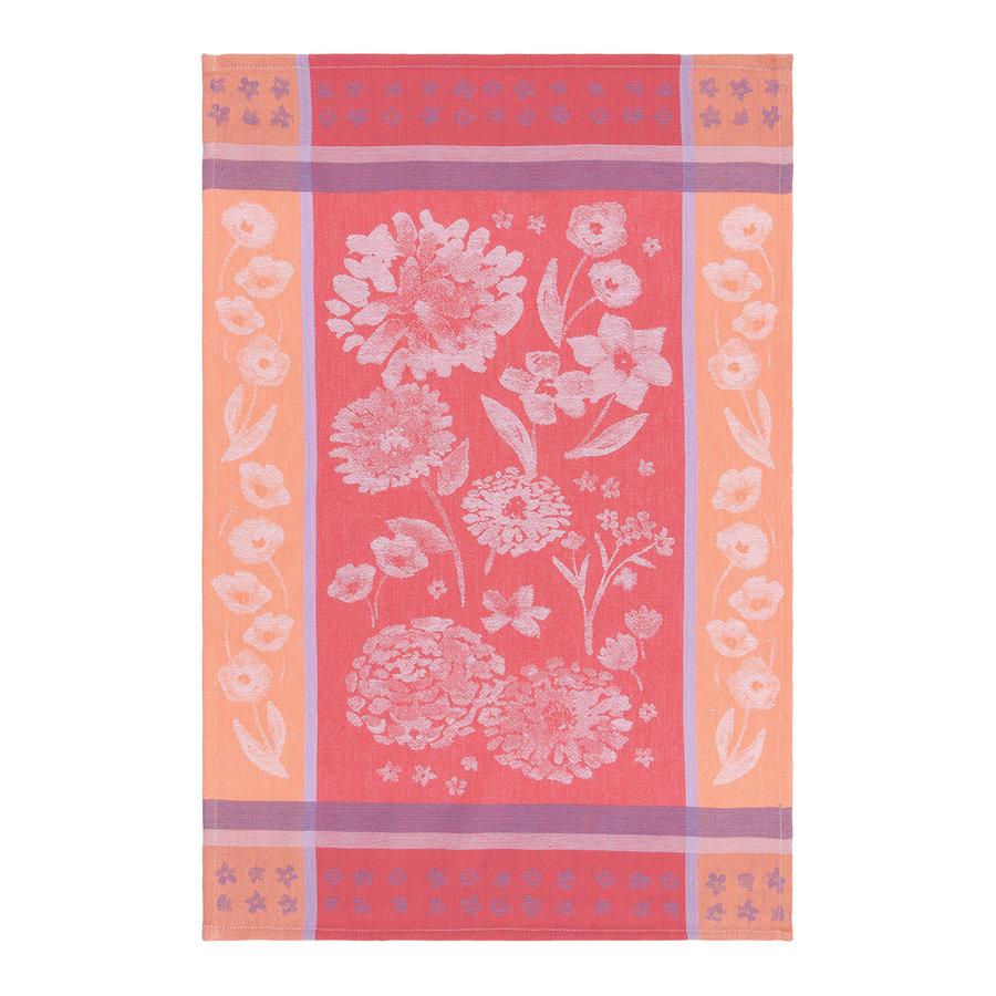 Dishtowel, Floral Print - Photo 0