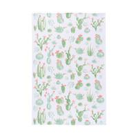 Dishtowel, Cactus Print
