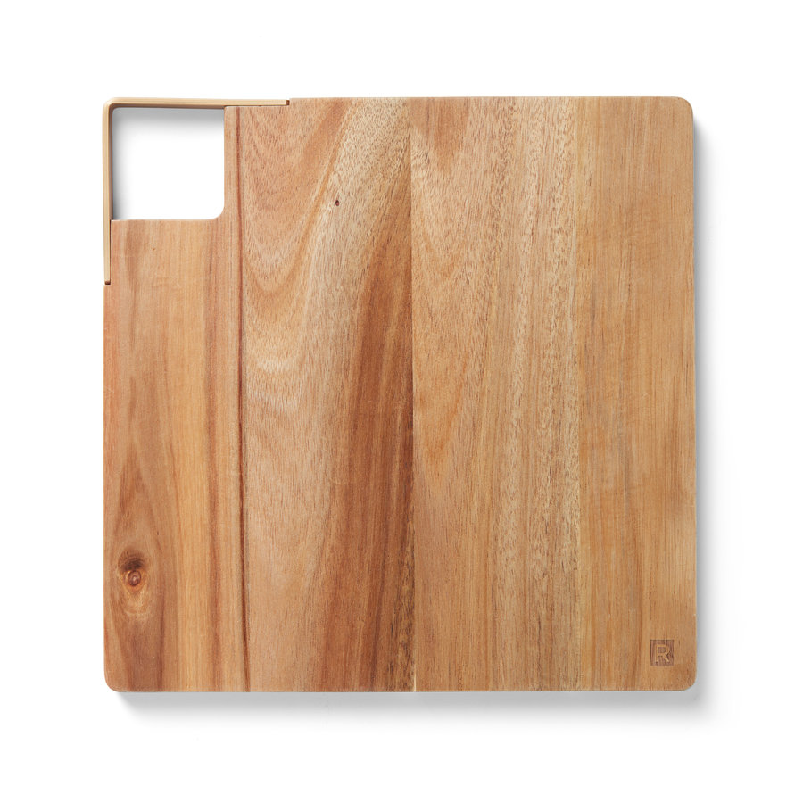 Square Reversible Serving Board - Photo 1