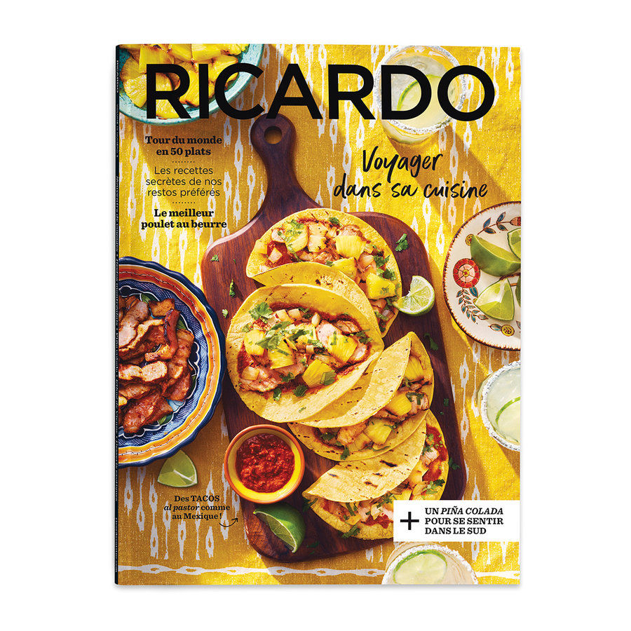 Magazine Voyager dans sa cuisine - Photo 0