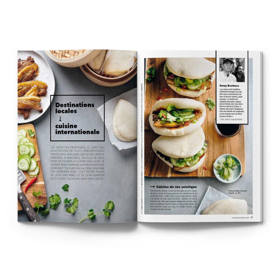 Magazine Voyager dans sa cuisine - Photo 1