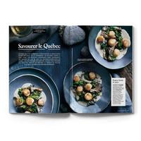 Magazine Voyager dans sa cuisine