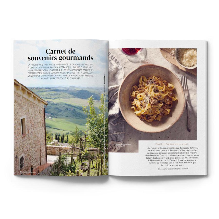 Magazine Voyager dans sa cuisine - Photo 5