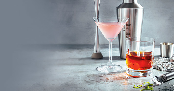 Accessoires pour<br> une soirée cocktail