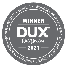 Winner Dux - Eat better - 2021