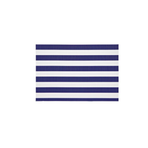 Navy Cabana Striped Placemat