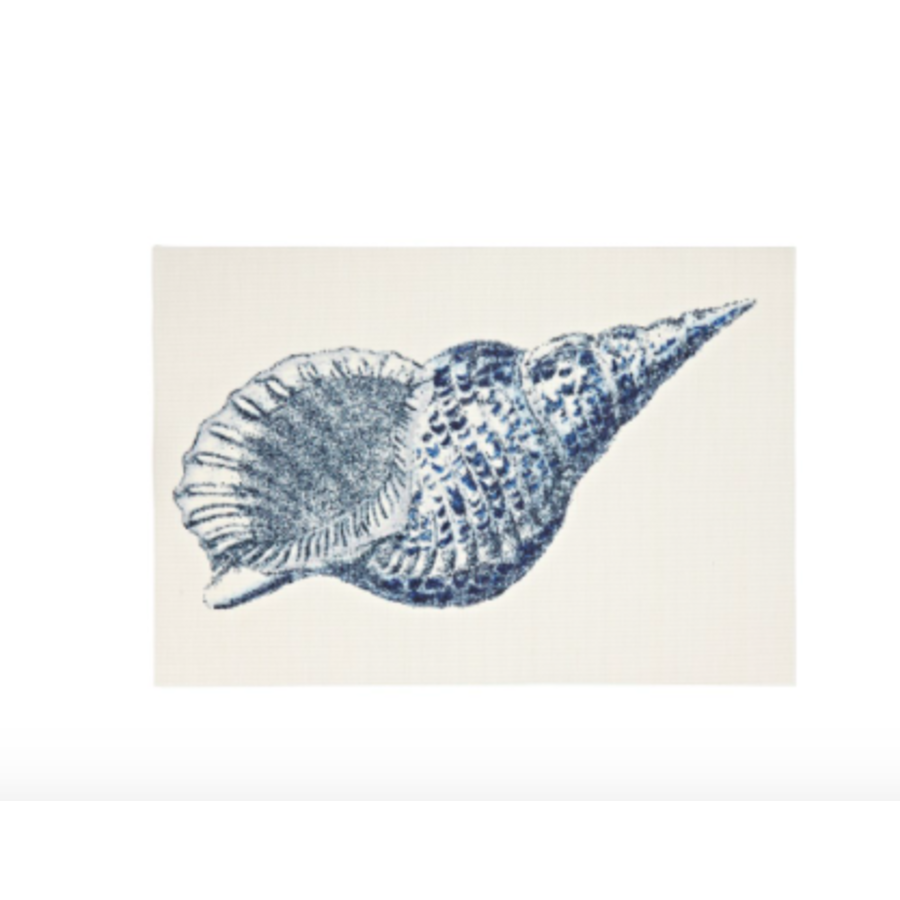 Seashell Print Placemat - Photo 0