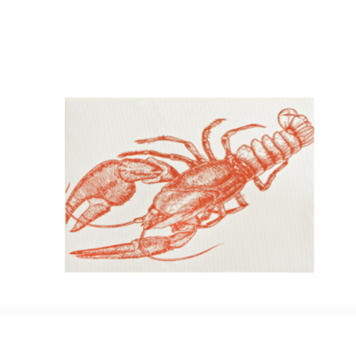 Lobster Print Placemat