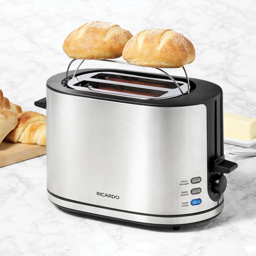 Grille-pain à 2 fentes - Photo 3