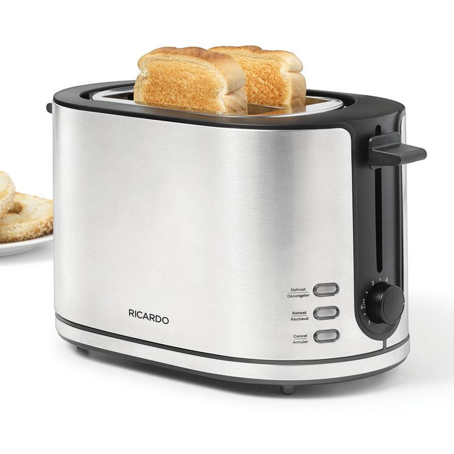 Grille-pain à 2 fentes - Photo 0