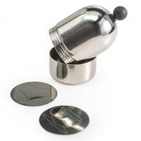Saupoudreuse pour cappuccino Café Culture