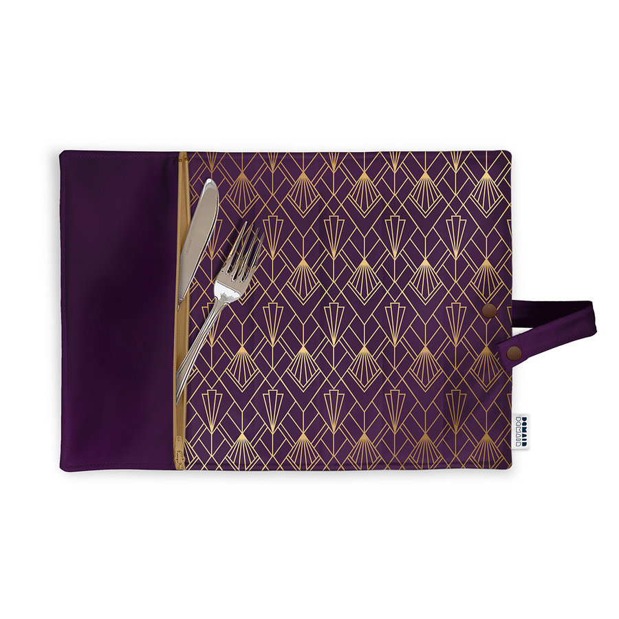 Demain Demain Art Deco Lunchbox Placemat - Photo 0