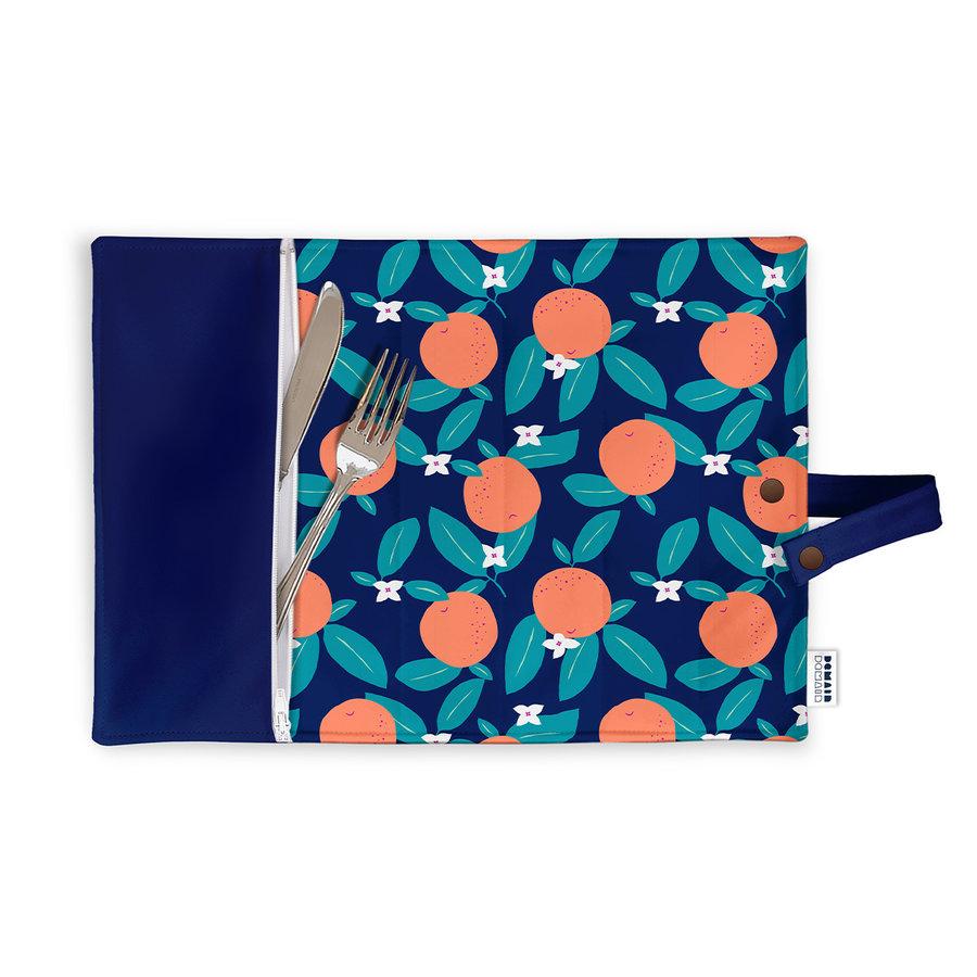 Demain Demain Citrus Lunchbox Placemat - Photo 0