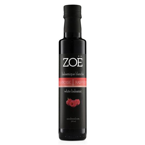 Zoë Raspberry Infused White Balsamic Vinegar