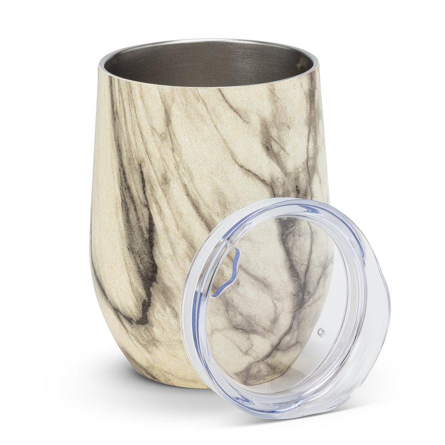 Marble Bevi Insulated Wine Tumbler - Photo 2
