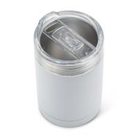 White Bevi Insulated Tumbler