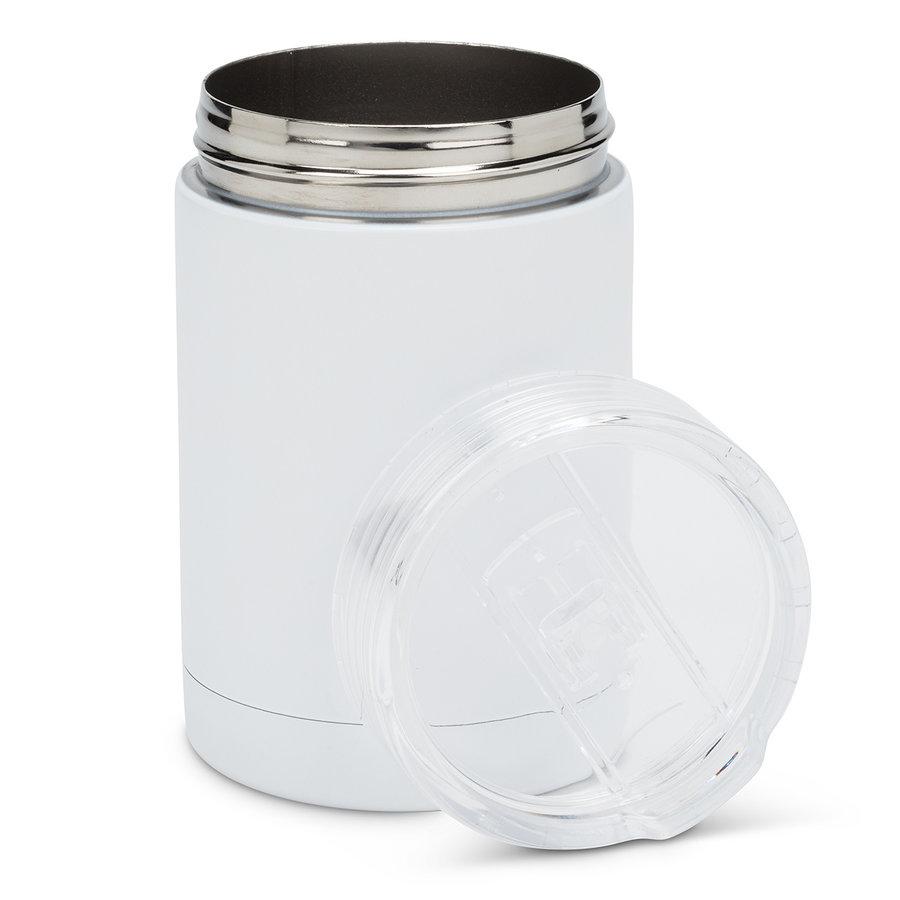 White Bevi Insulated Tumbler - Photo 2