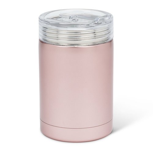 Champagne Pink Bevi Insulated Tumbler