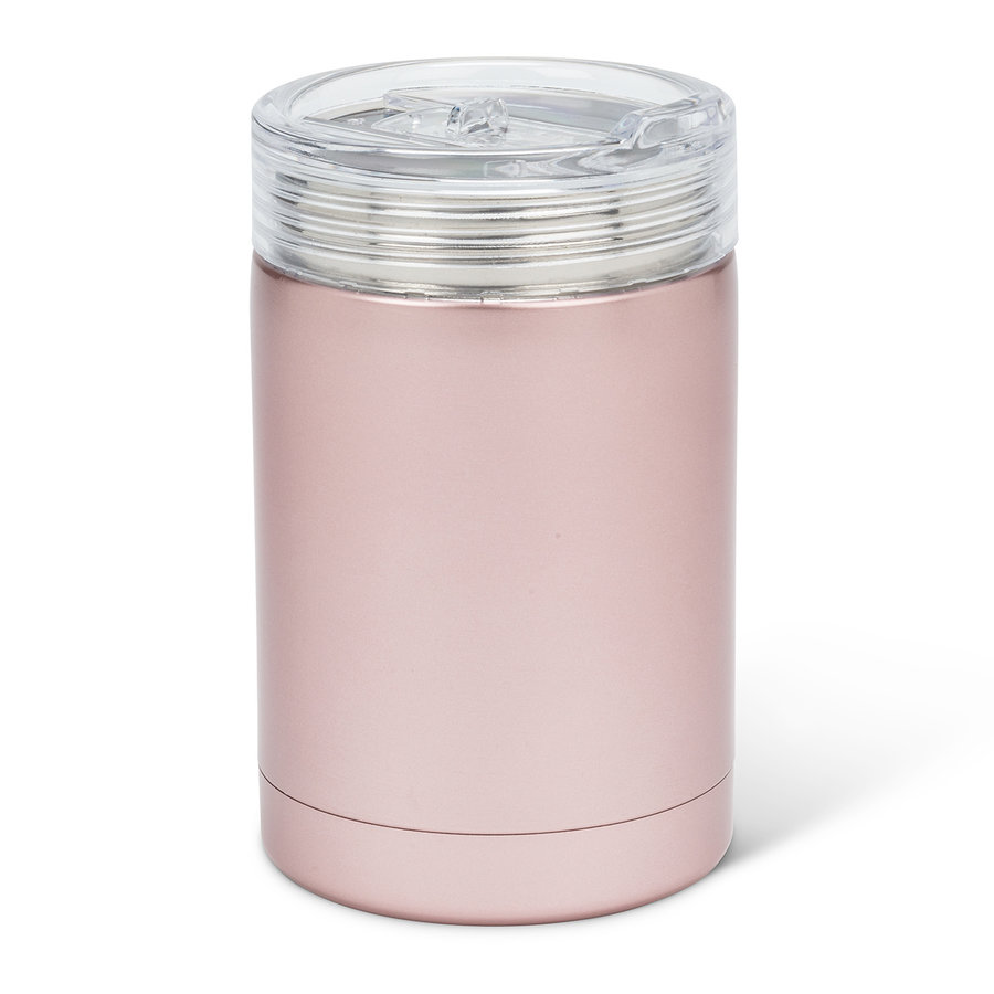 Champagne Pink Bevi Insulated Tumbler - Photo 0