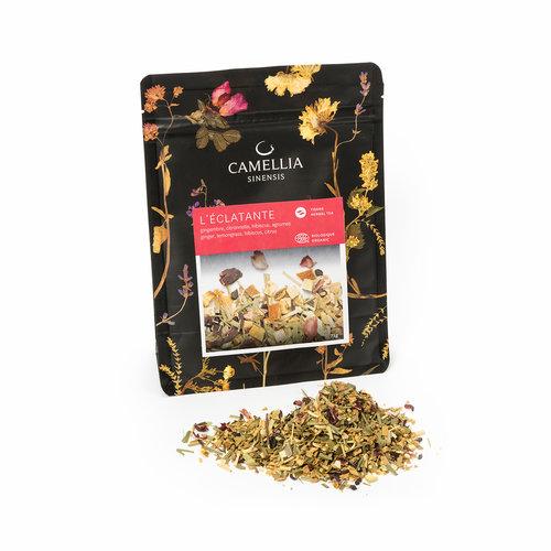 Camellia Sinensis Organic Brightening Herbal Tea